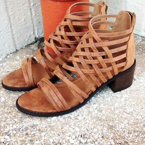 Coconuts by Matisse Neptune strappy bootie